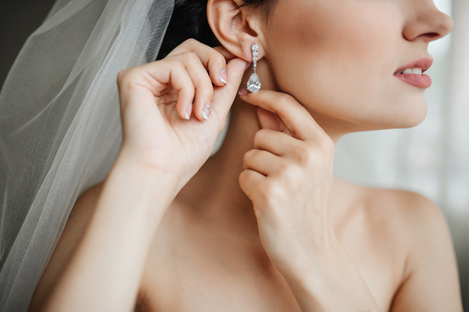 Bridal Earrings Trend